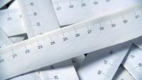 Excel-Spaltenbreite in cm – so stellt ihr es ein