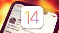 iOS 14 auf dem iPhone installieren –  so geht's