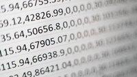 Fehlerbalken mit Excel erstellen –  so gelingt es
