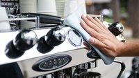 Kaffeemaschine reinigen – schnell und einfach mit Hausmitteln