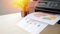 Wie kalibriert man einen Drucker? Giga erklärt