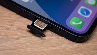 iPhone 12 SIM-Karte einlegen –  so geht's