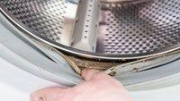 Die Waschmaschine riecht – schlechte Gerüche einfach entfernen