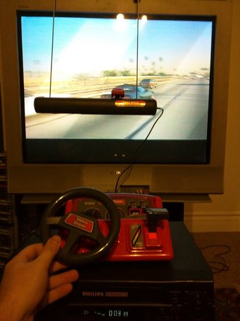 Sega Video Driver - 1988
