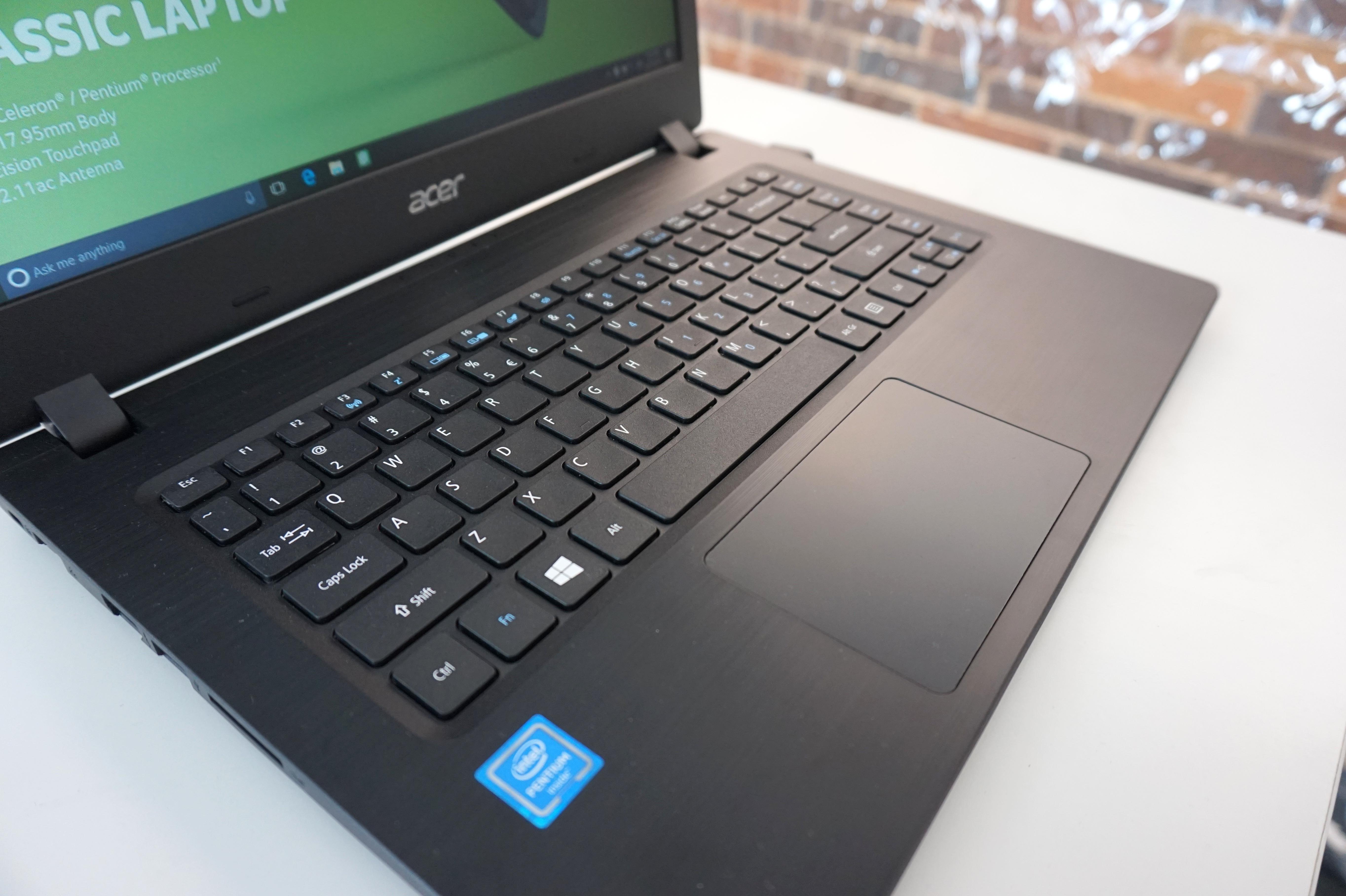 Acer Aspire 1 Tastatur
