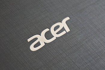 Acer Aspire 1: Logo