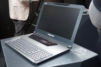 Acer Predator Triton 700: Totale