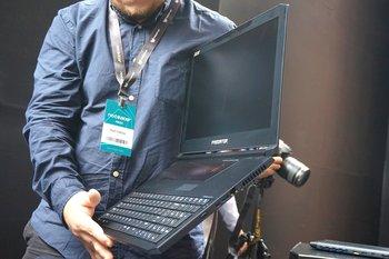 Acer Predator Triton 700 im Profil
