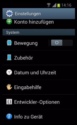 5. Adobe Flash Player auf Android installieren