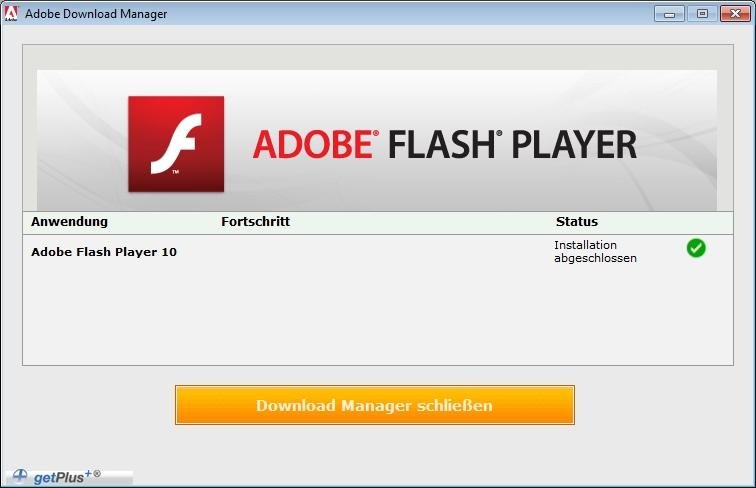 adobe flash funktioniert nicht