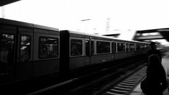 Berlin S-Bahn Ostkreuz