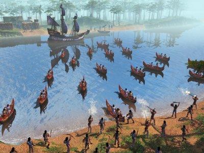 Age Of Empires 3: Cheats für Münzen, Nahrung, Holz und Erfahrung