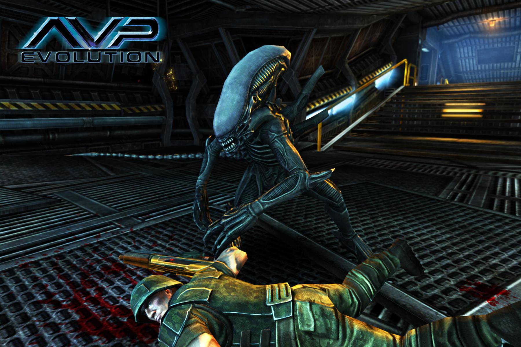 Прохождение игры avp evolution 2 фотография