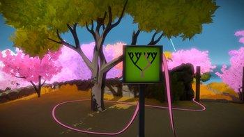 Apfelbaum 4: Der abgebrochene Ast hilft euch bei der Orientierung.