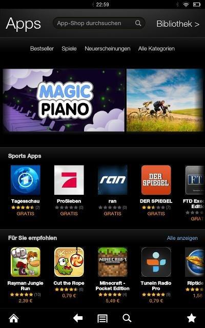 aufnahme-der-oberflaeche-von-amazon-app-shop-fuer-android