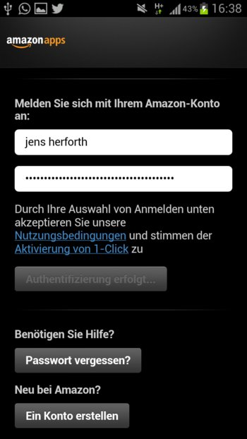 Amazon App Store Android 3