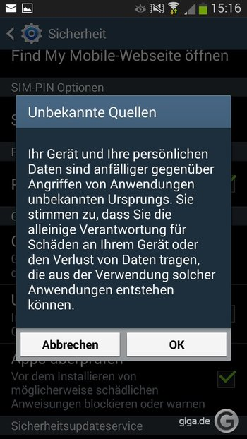 Apk Г¶ffnen Android