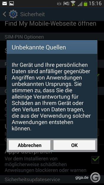 Apk App Installieren
