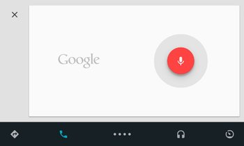 android-auto-google-voice