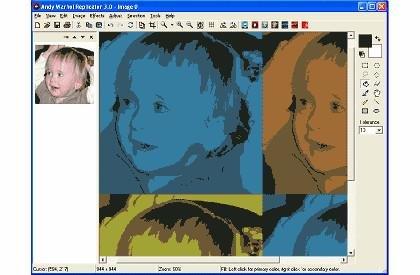 download-andy-warhol-replicator-screenshot