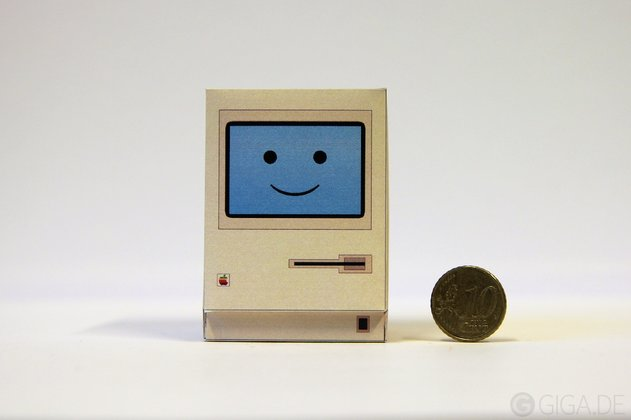 Apple (Happy) Macintosh