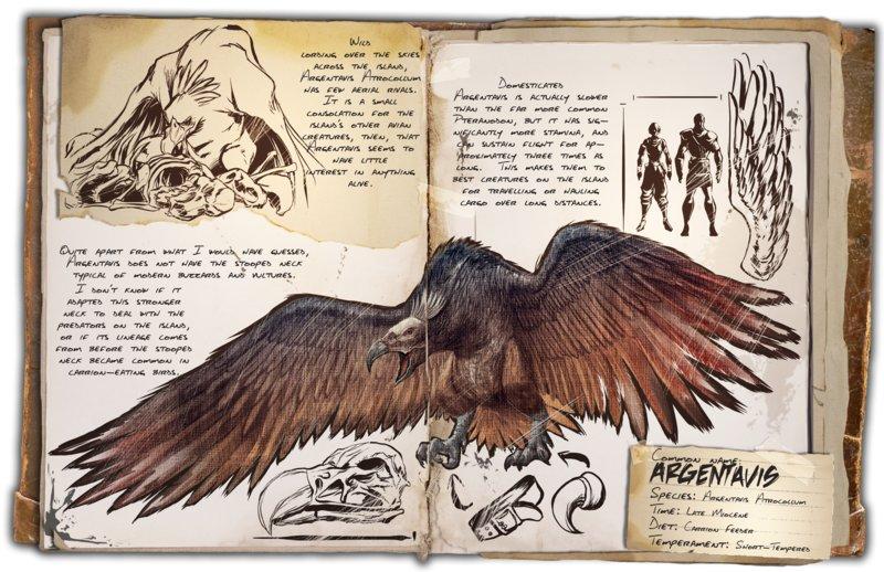 allosaurus ark spawnen