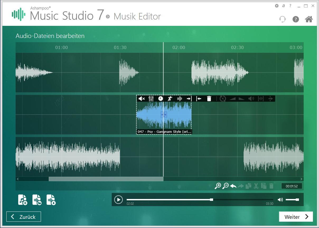ashampoo music studio 2018 – kostenlose vollversion
