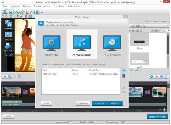 Ashampoo Slideshow Studio HD 4 Download