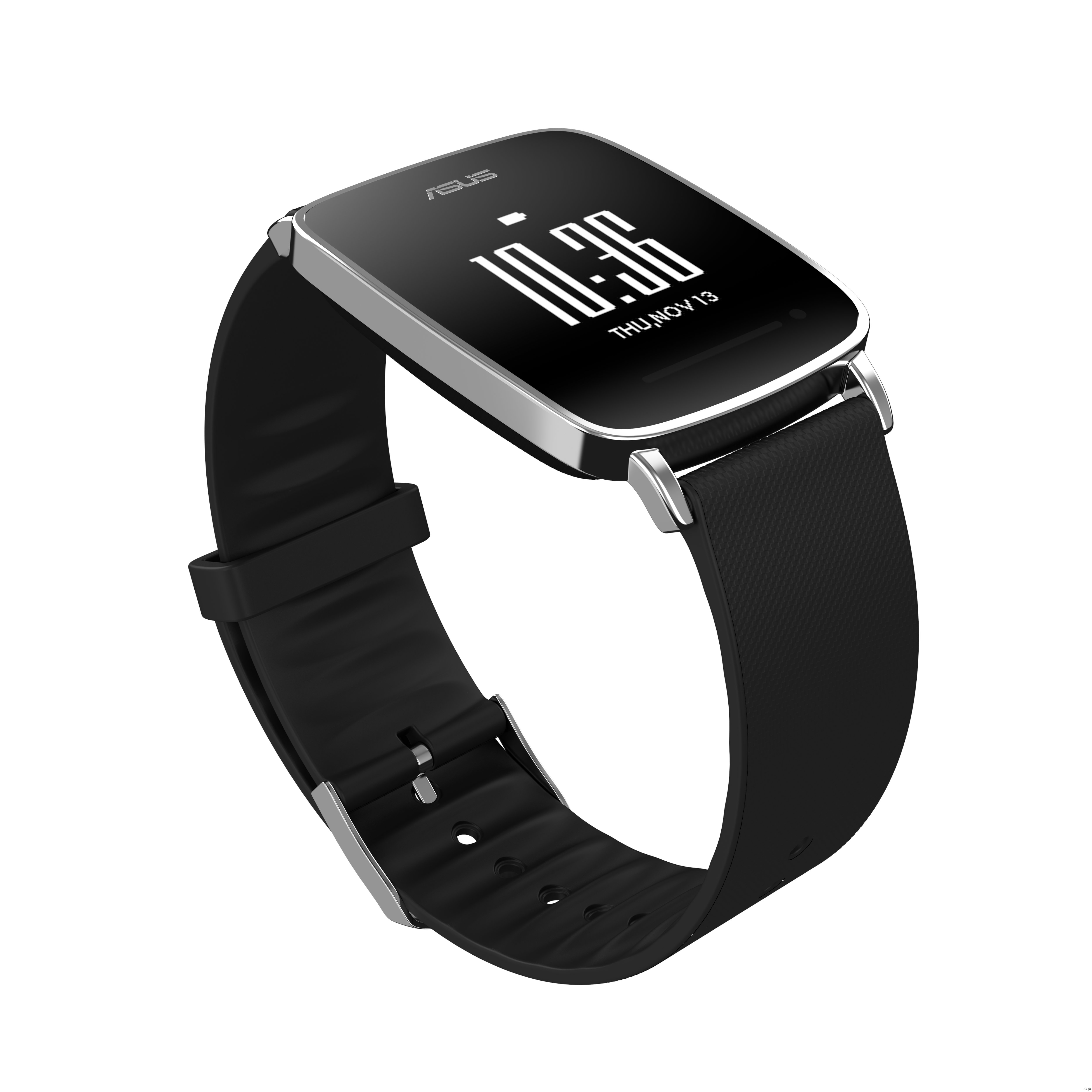 ASUS VivoWatch: Fitness-Wearable mit 10 Tagen Akkulaufzeit angekündigt; erste Hands-On-Videos