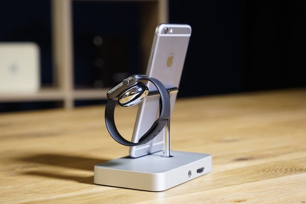 Belkin Charge Dock für iPhone und Apple Watch