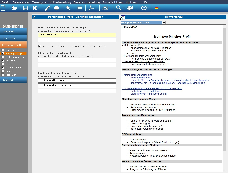 Nett Lebenslauf Für Software Ingenieur Praktikum Ideen - Entry Level ...