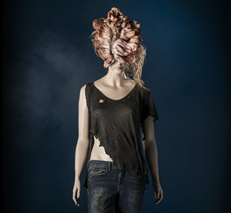 "Maske aus ""The Last Of Us"""