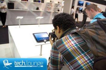 Blaupunkt Discovery Booth auf der IFA2012