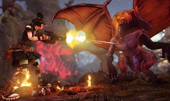 bl2_dlc4_gaige_vs_dragon