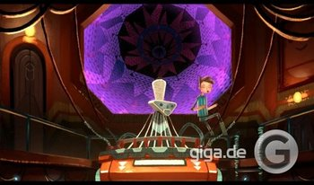 Broken Age Screenshot © Double Fine