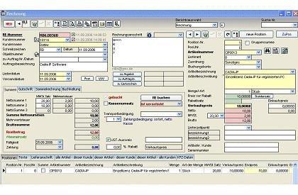 download-cadia-faktura-screenshot