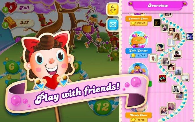 Candy Crush Saga Kostenlos Ohne Anmeldung Spielen