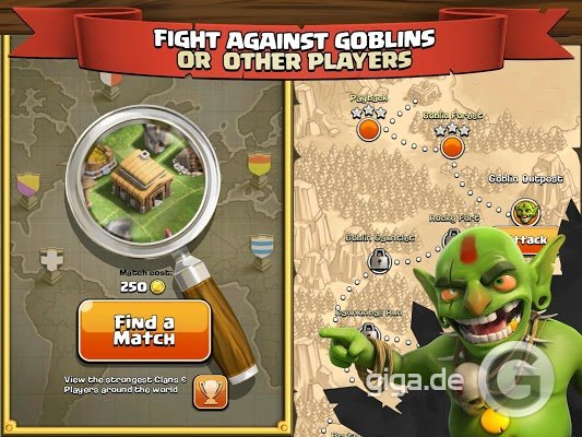 clash of clans am pc spielen