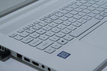 ConceptD Laptop-Tastatur