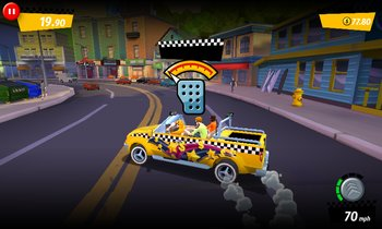 Crazy Taxi City Rush: Tipps zur Fahrt