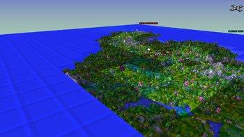 Cube World Karte