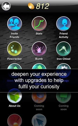Curiosity Zubehör