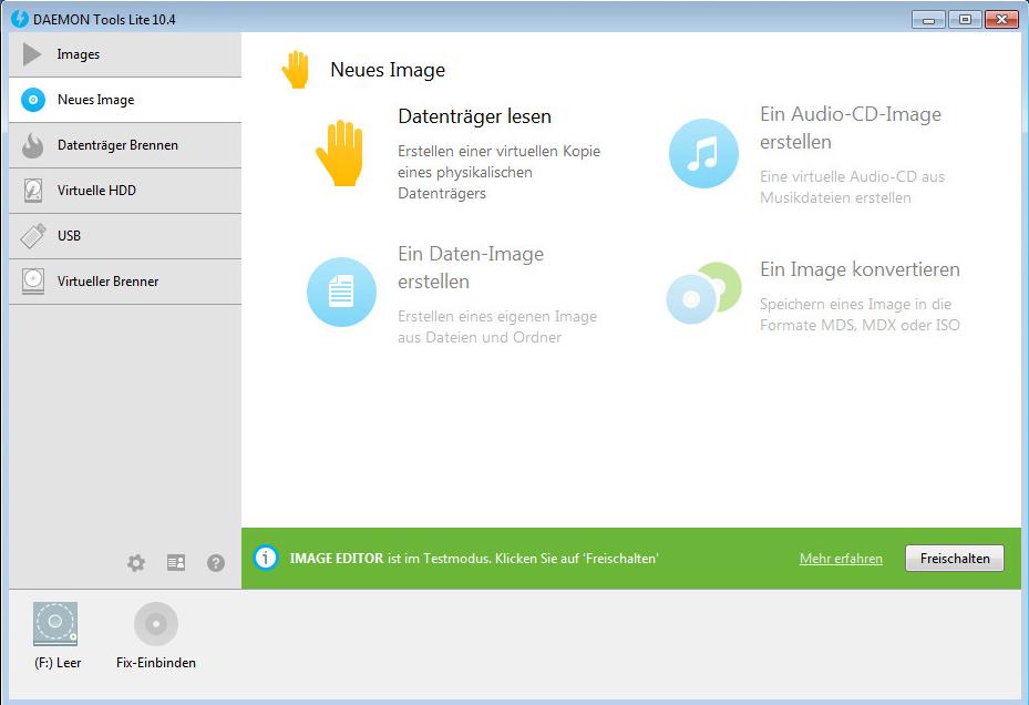 daemon tools lite installer not working