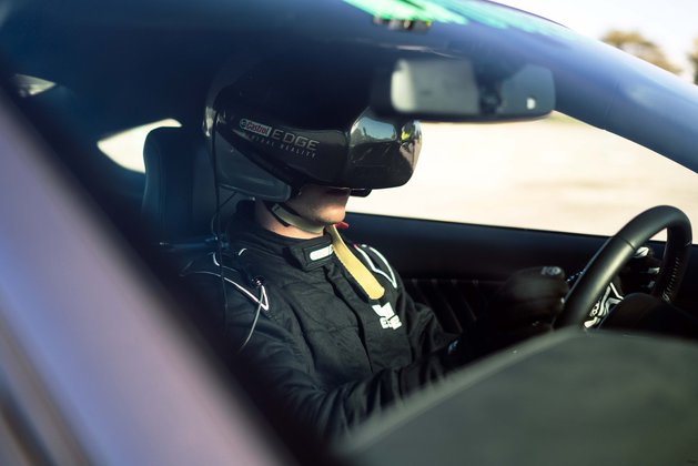 castrol-virtual-racers-matt-powers-behind-the-wheel-in-his-oculus-rift-headset