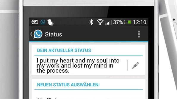 Whatsapp offline lesen so k nnt ihr nachrichten ohne for Whatsapp status ideen