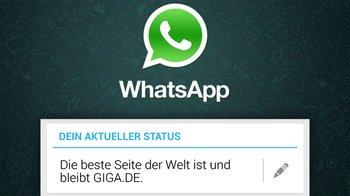 Die beste Seite der Welt ist und bleibt GIGA.DE.