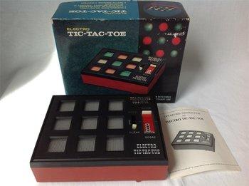 Waco's Electronic Tic-Tac-Toe, 1972