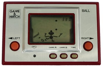 Game & Watch, 1980 - 1991