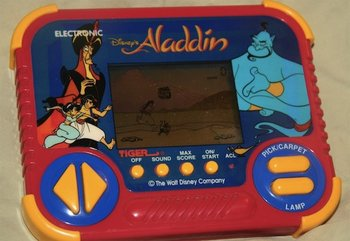 Tiger Family LCD Games, 1981 - 2000