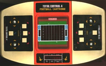 Coleco Total Control 4, 1981